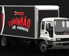 Promoção Pague, Antecipe e Concorra no Gauchão - Caminhão de Prêmio conta com o apoio das lojas CR Diementz