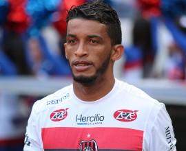 Atacante Cleverson não faz mais parte do elenco profissional do GE Brasil. Foto: Carlos Insaurriaga