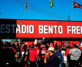 Está aberto o processo seletivo para exploração dos bares/lanchonetes do estádio Bento Freitas. Foto: DVG
