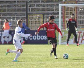 Xaro atuou no treino diante do Guarany, e deu duas assistências para os gols de Nena e Evaldo. Brasil venceu por 3 a 1. Foto: Jonathan Silva