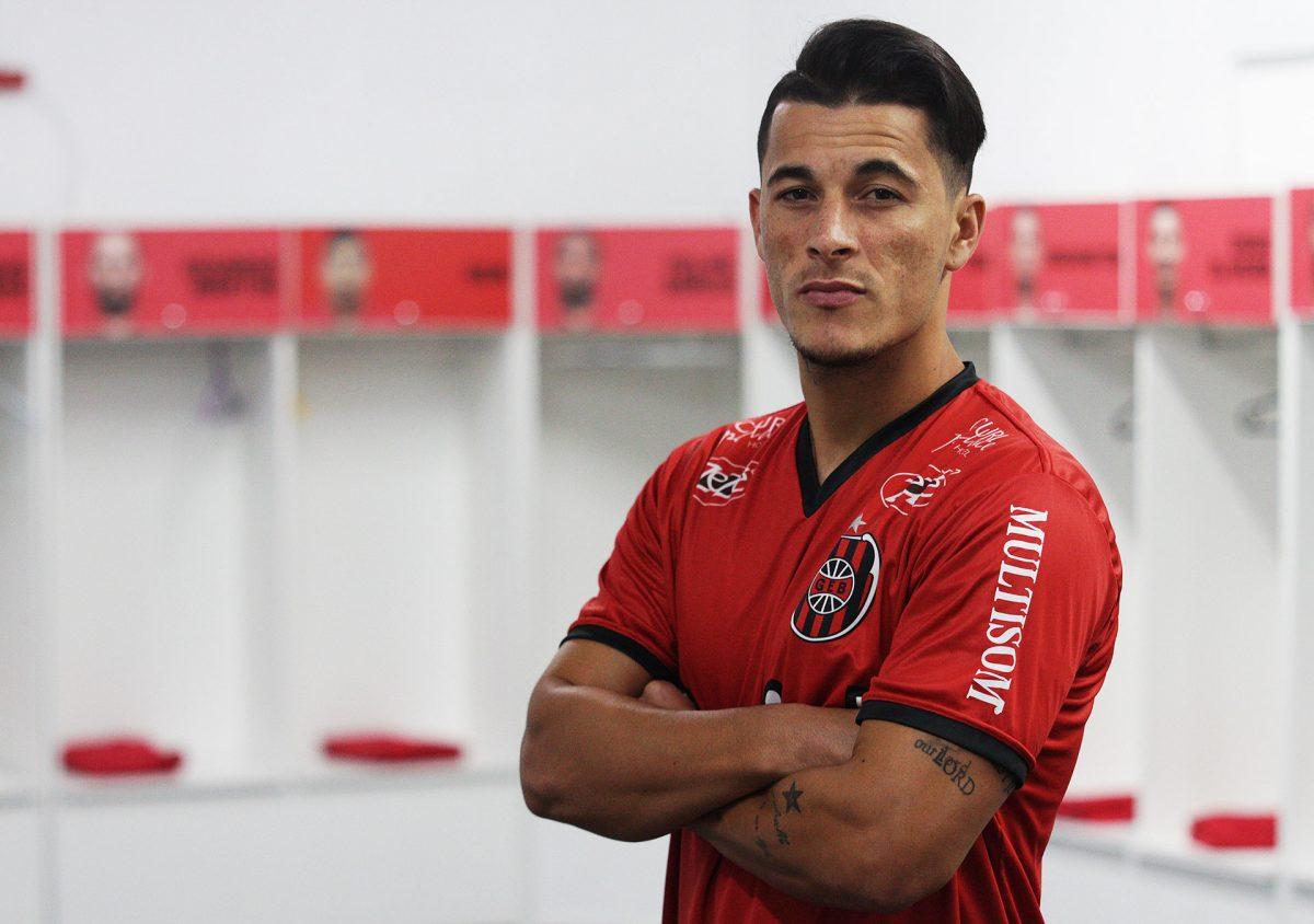 Brasil-Pel: Jonatas Belusso é o novo reforço Xavante para a disputa da Série B
