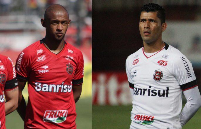 Brasil-Pel: Agora é a vez de Cirilo e Marlon